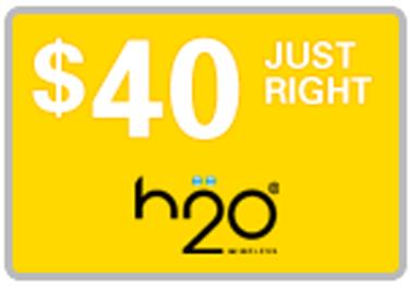H2O40